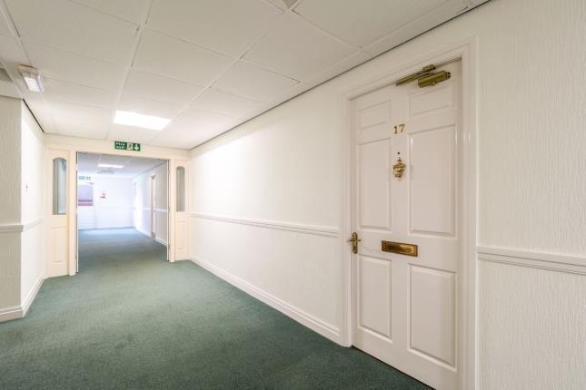 Communal Hall of Princes Court, Hawthorn Avenue, Eccles, Manchester M30