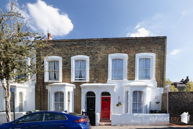 Thumbnail End terrace house for sale in Mordaunt Street, London