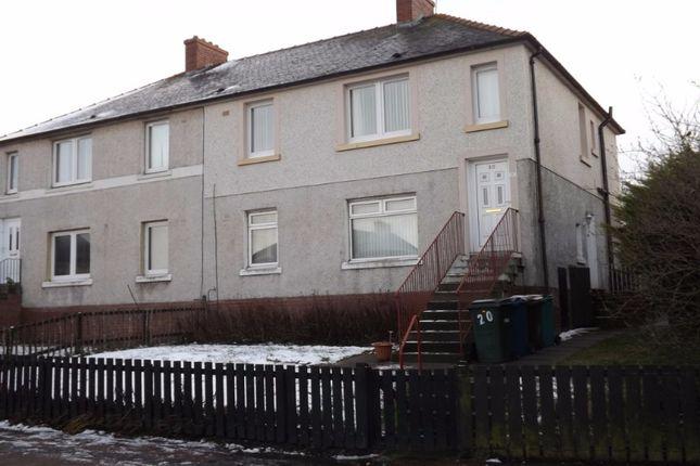 Thumbnail Flat to rent in Hawthorn Drive, Wishaw, North Lanarkshire