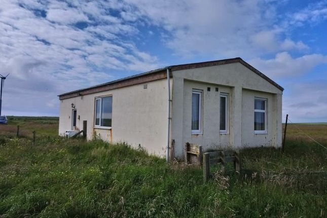 Thumbnail Detached bungalow for sale in Sanday, Orkney
