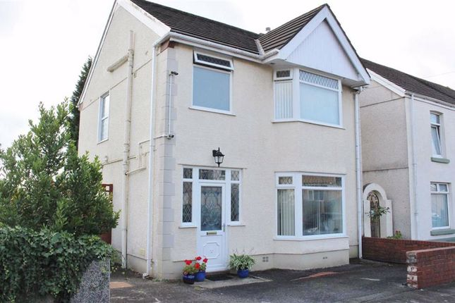 Thumbnail Detached house for sale in Moriah Road, Treboeth, Swansea