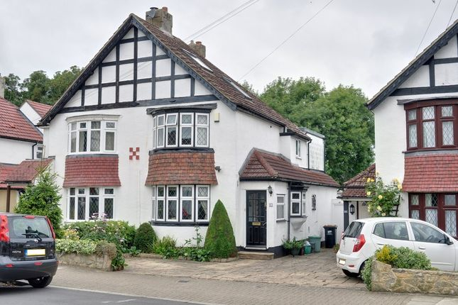 Thumbnail Semi-detached house for sale in Hayes Wood Avenue, Hayes, Bromley