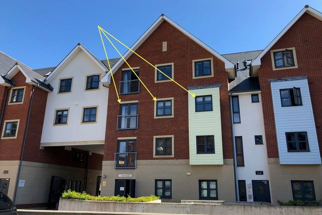 Thumbnail Flat to rent in St. James's Street, Portsmouth