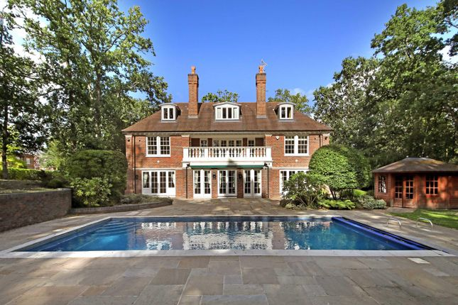 Thumbnail Detached house for sale in Priory Road, Sunningdale, Ascot, Berkshire SL5.
