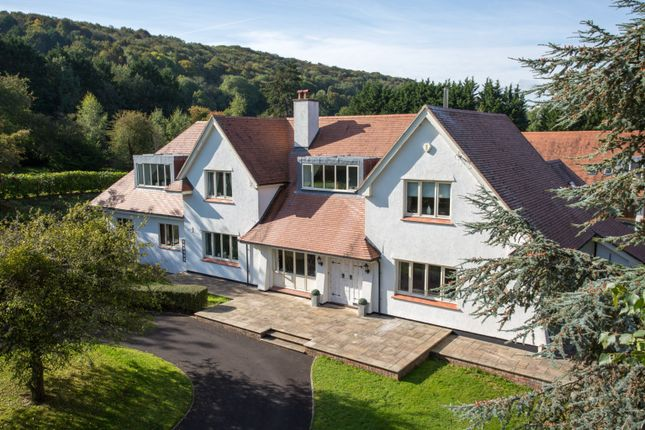 Thumbnail Detached house for sale in Sandford, Winscombe, Somerset