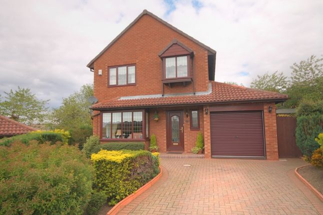 4 bed detached house for sale in Lynton Court, Houghton Le Spring