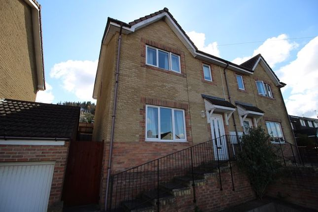 3 bed semi-detached house for sale in School Crescent, School Road, Joys Green, Lydbrook GL17