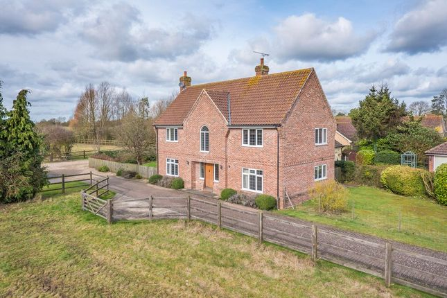 4 bed detached house for sale in Haughley Green, Stowmarket