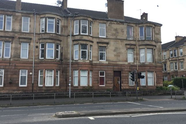 Thumbnail Block of flats for sale in Paisley Road West, Govan, Glasgow