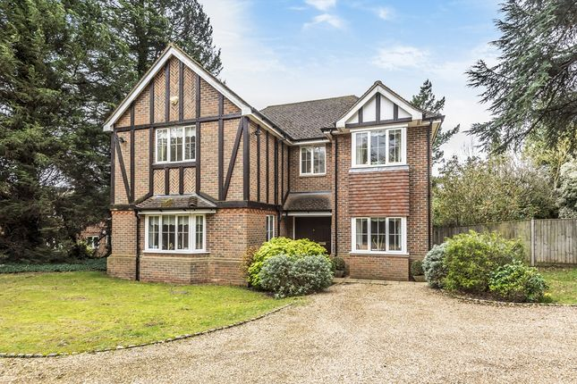 Thumbnail Detached house for sale in Uxbridge Road, Stanmore Borders