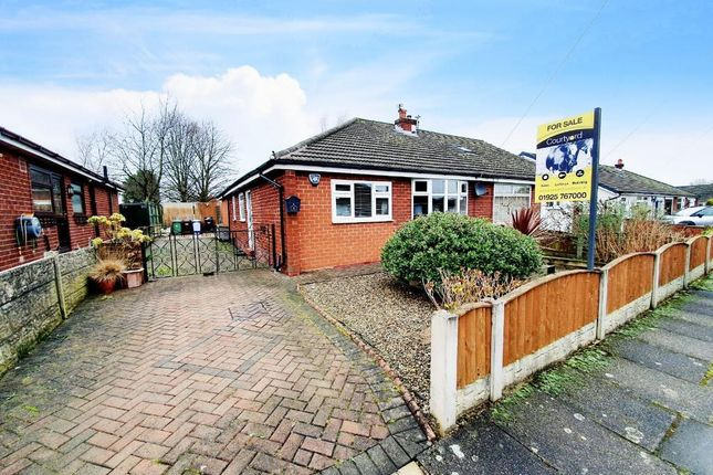 Thumbnail Bungalow for sale in Mirfield Close, Lowton, Warrington