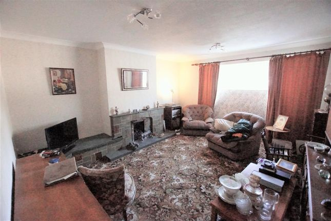 Lounge of Wepre Hall Crescent, Connah's Quay, Deeside CH5