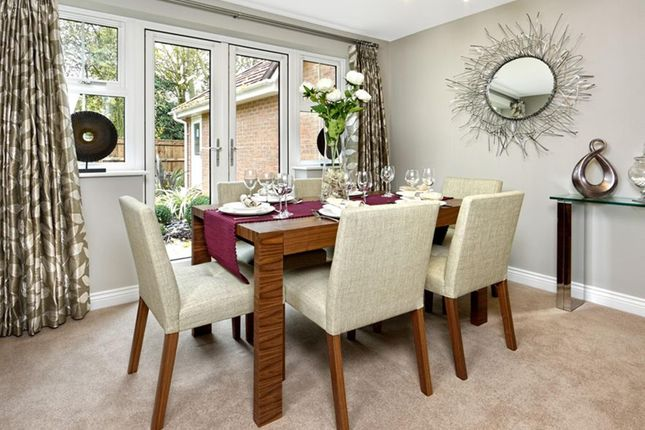 """Thumbnail Detached house for sale in """"Harborough"""" at Quernmore Road, Lancaster"""