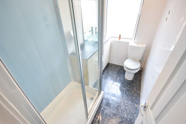 Shower Room of Restalrig Crescent, Edinburgh EH7