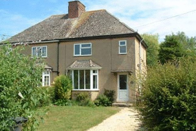 Thumbnail Semi-detached house to rent in Old Witney Road, Eynsham, Witney
