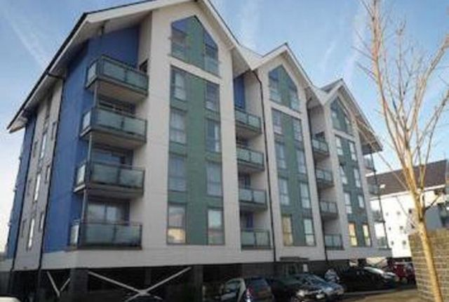 Thumbnail Flat to rent in Orion Apartments, Copper Quarter, Swansea