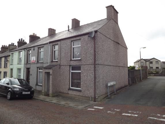 Thumbnail End terrace house for sale in Baptist Street, Penygroes, Caernarfon, Gwynedd