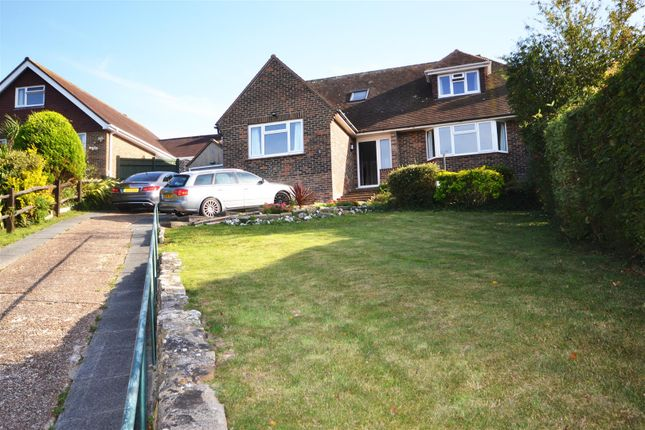 Thumbnail Detached bungalow for sale in Went Hill Close, East Dean