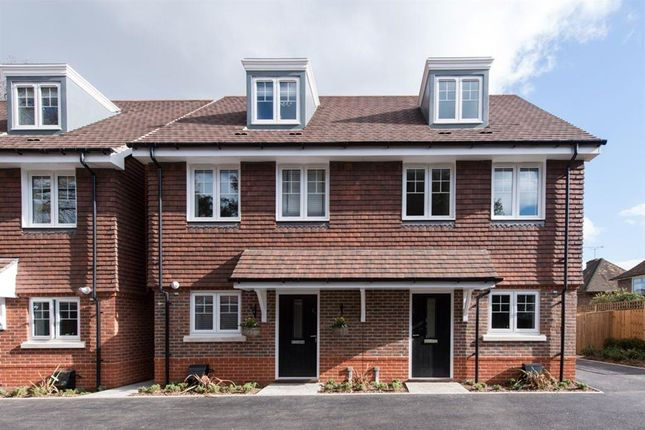 Thumbnail Semi-detached house for sale in The Frenches, Redhill, Surrey