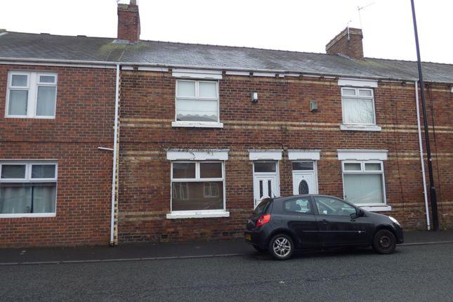Thumbnail Terraced house for sale in Caroline Street, Hetton-Le-Hole, Houghton Le Spring