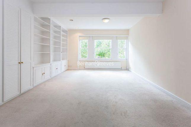 Thumbnail Flat to rent in Lexham Gardens, Kensington