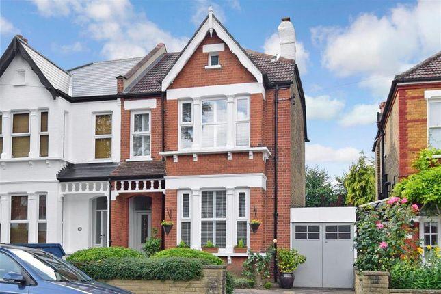 Thumbnail Semi-detached house for sale in Blenheim Gardens, South Wallington, Surrey
