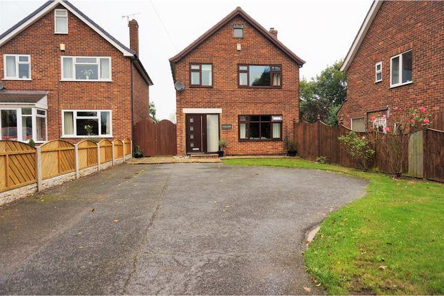 Thumbnail Detached house for sale in Darkey Lane, Stapleford