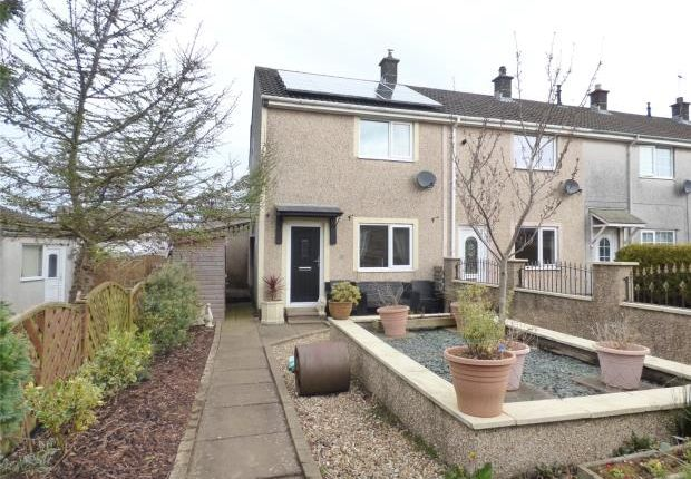 Thumbnail End terrace house for sale in John Colligan Walk, Cleator Moor, Cumbria
