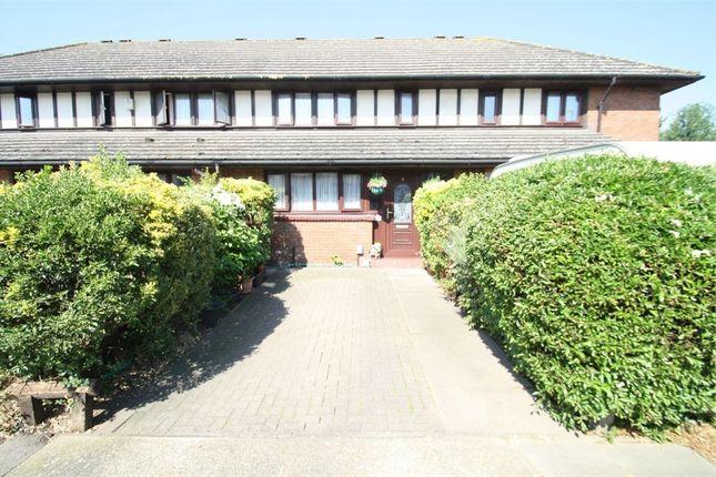 Thumbnail Terraced house for sale in Devalls Close, Beckton, London