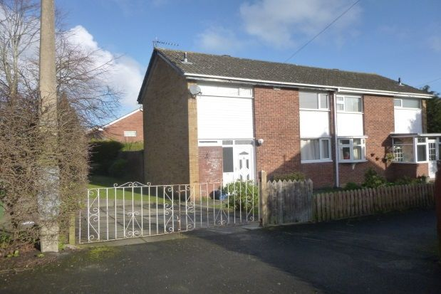 Thumbnail Property to rent in Bennett Walk, Heswall, Wirral