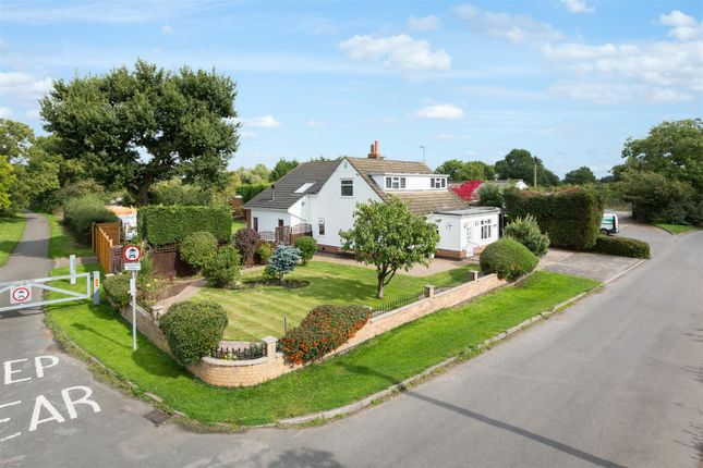 Thumbnail Detached house for sale in Mill Lane, Blaby, Leicester