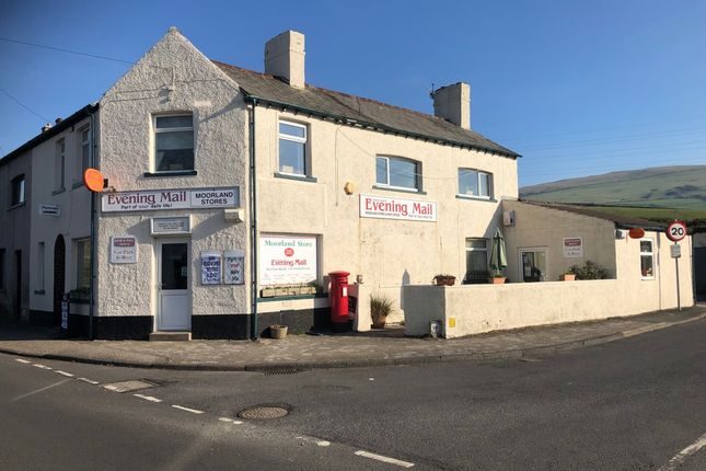 Thumbnail Retail premises for sale in Kirkby-In-Furness, Cumbria
