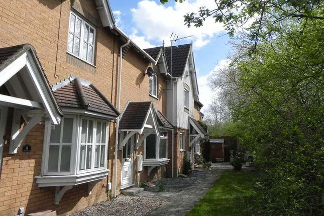 Thumbnail Terraced house to rent in Chamberlain Close, Church Langley