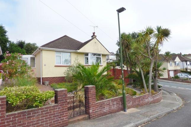 Detached bungalow for sale in Graham Road, Preston, Paignton