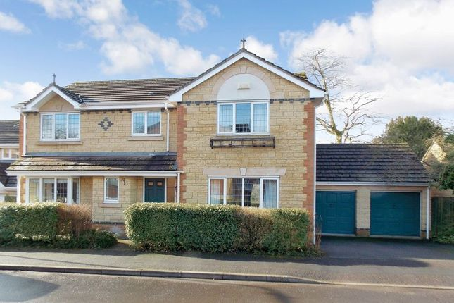 Thumbnail Detached house for sale in Styles Park, Frome