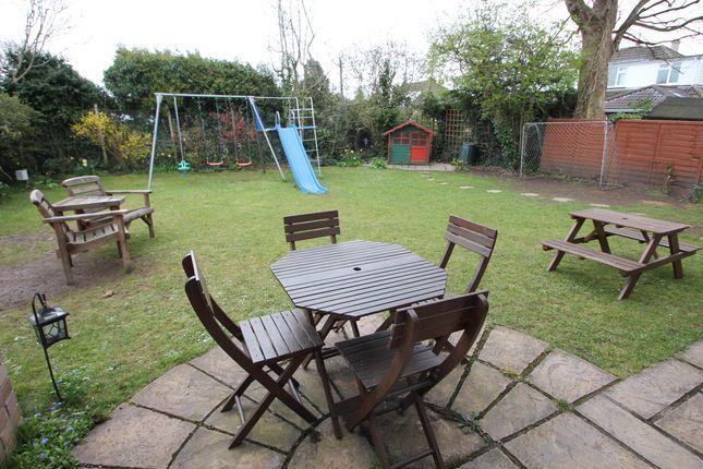 Rear Garden of Longleat Close, Henleaze, Bristol BS9