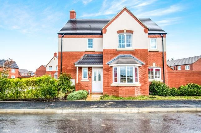 Detached house for sale in Enstone Way, Evesham, Worcestershire