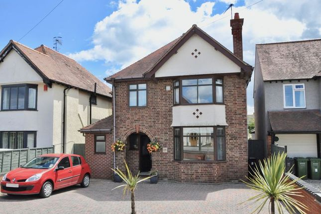 Thumbnail Detached house for sale in Cheltenham Road, Evesham
