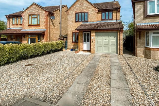 3 bed detached house for sale in 39 Hunters Oak, Watton, Thetford, Norfolk IP25
