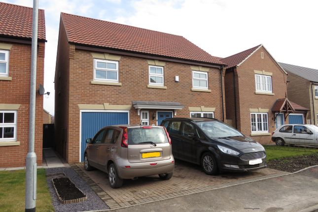 Thumbnail Detached house to rent in Hamilton Way, Coningsby, Lincoln