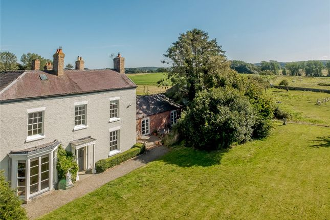 Thumbnail Detached house for sale in Eardiston, West Felton, Oswestry, Shropshire