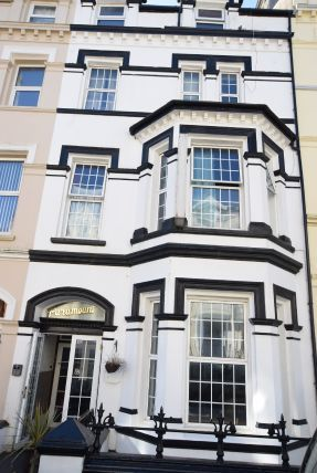 Thumbnail Hotel/guest house for sale in Mona Drive, Douglas