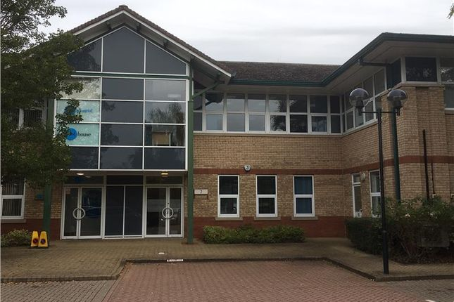 Thumbnail Office for sale in Minerva Business Park, Peterborough, Cambridgeshire