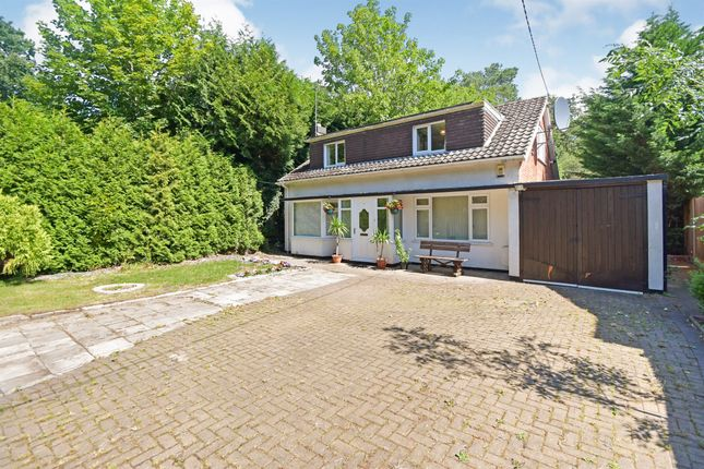 Thumbnail Detached bungalow for sale in Scothern Lane, Sudbrooke, Lincoln