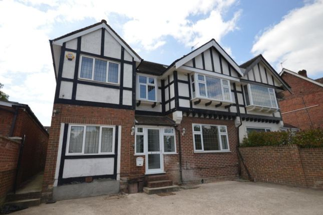 Thumbnail Semi-detached house to rent in Robin Hood Way, London