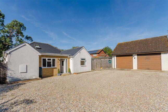 Thumbnail Detached bungalow for sale in Lower Vicarage Road, Kennington, Ashford, Kent