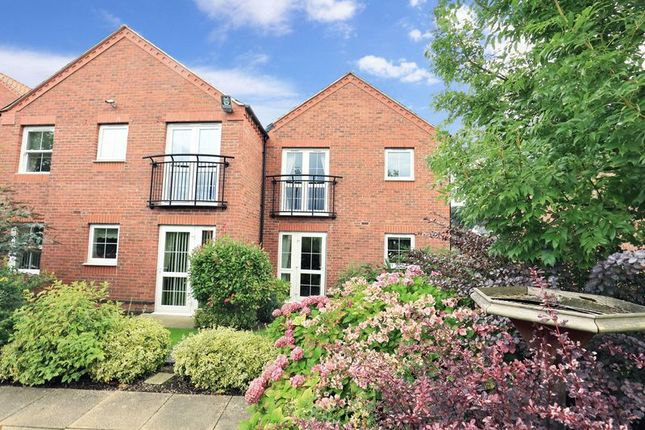 Thumbnail Flat for sale in Greendale Court, Bedale