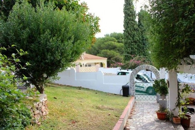 Gardenentrance of Spain, Málaga, Nerja, Maro