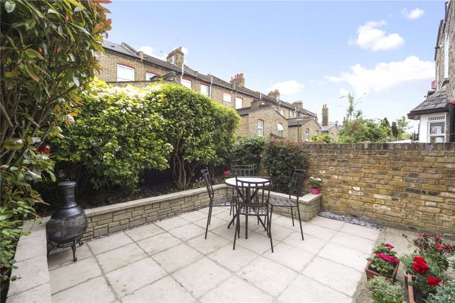 Thumbnail Flat to rent in Priory Park Road, London