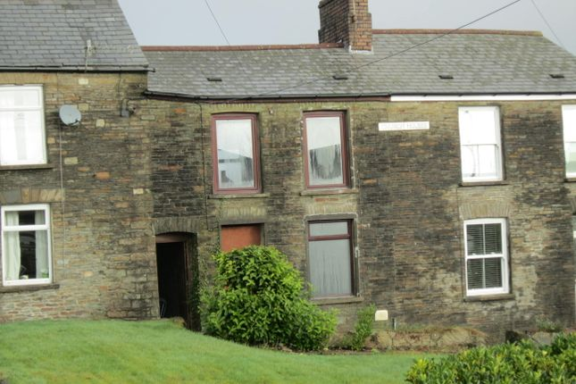Thumbnail Terraced house for sale in Church Houses, Gelligaer